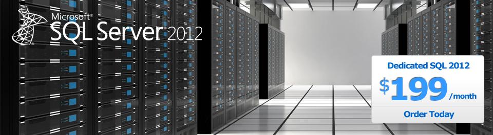 hosting server sql: