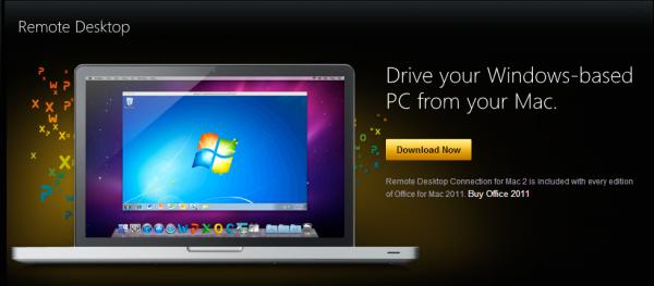 Does Remote Desktop Hosting Work With Macintosh